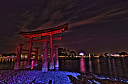 Spaceship Originals - World Showcase Japan HDR by Jason Blalock