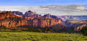 Cave Prints - Zion National Park Utah Print by Utah Images