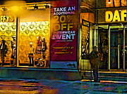 Street Scene Digital Art - 20 Percent Off by Jeff Breiman