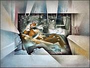 Glenn Bautista - #20 Reclining Nude