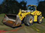 Brad Burns - 2005 New Holland LW230B...