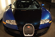 Transportation Photo Prints - 2006 Bugatti Veyron - 7D17276 Print by Wingsdomain Art and Photography
