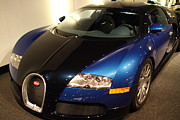European Car Photos - 2006 Bugatti Veyron - 7D17279 by Wingsdomain Art and Photography