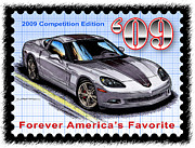 Special Edition Corvettes - 2009 Competition Edition Corvette by K Scott Teeters