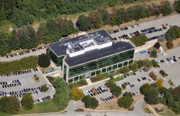 Construction Progress Aerial Photographs - 201 King of Prussia Road Radnor Township Pennsylvania 19089 by Duncan Pearson