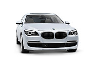 Single Individual Posters - 2010 BMW 760Li Individual Luxury Sedan Poster by Oleksiy Maksymenko