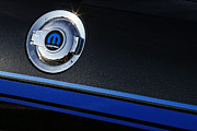 Mopar Metal Prints - 2010 Dodge Challenger - Mopar 10 Special Edition Metal Print by Gordon Dean II