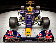 Championship Photos - 2010 Red Bull F1 by Steve Zimic