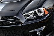 2012 Dodge Charger Srt8 Print by Gordon Dean II