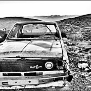 Transportation Art - 2012 Kikla Datsun by Walied A