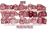 Chris  DelVecchio - 2012 Philadelphia Phillies
