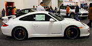 Transportation Posters - 2012 Porsche 911 Carrera GTS . 7D9629 Poster by Wingsdomain Art and Photography