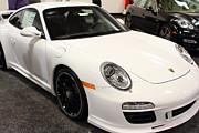 Classic Porsche 911 Photos - 2012 Porsche 911 Carrera GTS . 7D9631 by Wingsdomain Art and Photography