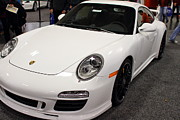 Racecars Prints - 2012 Porsche 911 Carrera GTS . 7D9635 Print by Wingsdomain Art and Photography
