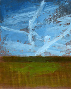 Jet Trails Posters - RCNpaintings.com Poster by Chris N Rohrbach