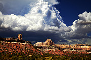 Southern Utah Photo Framed Prints - San Rafael Swell Framed Print by Mark Smith