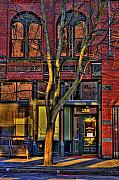 David Patterson Photo Metal Prints - 219 Washington Street Metal Print by David Patterson