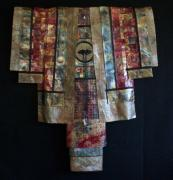 Meditative Sculptures - Kimono by Catherine Foster