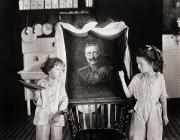 William Ii Prints - Silent Still: Children Print by Granger