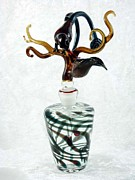 Art Deco Glass Art - Www.australianartglass.com by Laurie Young