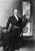 Thomas Sully Prints - John Quincy Adams Print by Granger