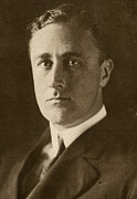 1918 Art - Franklin Delano Roosevelt by Granger