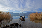 Lake View Photos - Lake Maggiore by Joana Kruse