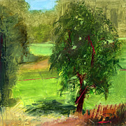 Course Paintings - RCNpaintings.com by Chris N Rohrbach