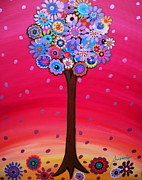 Tree Of Life Art - Tree Of Life by Pristine Cartera Turkus