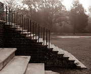Slaves Photo Originals - 28 Up and Down Steps by Jan Faul