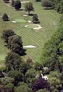 2nd Hole Philadelphia Cricket Club St Martins Golf Course Print by Duncan Pearson