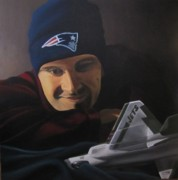 Patriots Painting Posters - . Poster by Michael Holmes