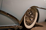 Blue Buick Photos - 1954 Buick Century Convertible by David Patterson