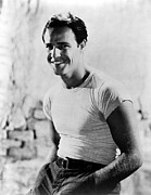1951 Movies Prints - A Streetcar Named Desire, Marlon Print by Everett