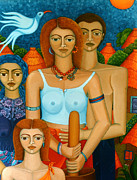 Madalena Lobao-Tello - 3 ages of a woman and a man