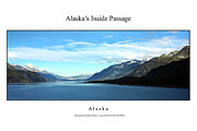 Signed Photo Posters - Alaskas Inside Passage Poster by William Jones