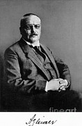 Disorder Posters - Alois Alzheimer, German Neuropathologist Poster by Science Source