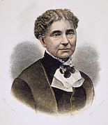 Bloomer Prints - Amelia Bloomer (1818-1894) Print by Granger