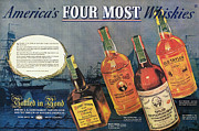Mount Vernon Photos - American Whiskey Ad, 1938 by Granger