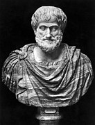 Aristotle Framed Prints - Aristotle (384-322 B.c.) Framed Print by Granger