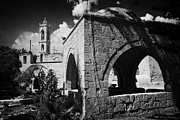 Agia Napa Prints - Ayia Napa Monastery Republic Of Cyprus Print by Joe Fox