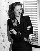 Venetian Blinds Photos - Barbara Stanwyck, Paramount Pictures by Everett