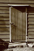 Americana - Barn Door by Frank Romeo