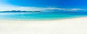Palawan Prints - Beach panorama Print by MotHaiBaPhoto Prints