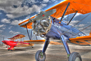 Biplane Originals - Biplane by Carl Deal