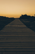 Boardwalk Prints - Boardwalk Print by Joana Kruse