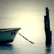 Wooden Boat Photos - Boat by Joana Kruse