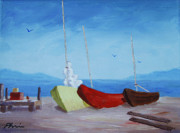 Bob Phillips - 3 Boats