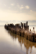 Breakwater Prints - Breakwater Print by Joana Kruse