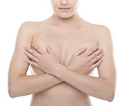 Self Shot Art - Breast Self-examination by